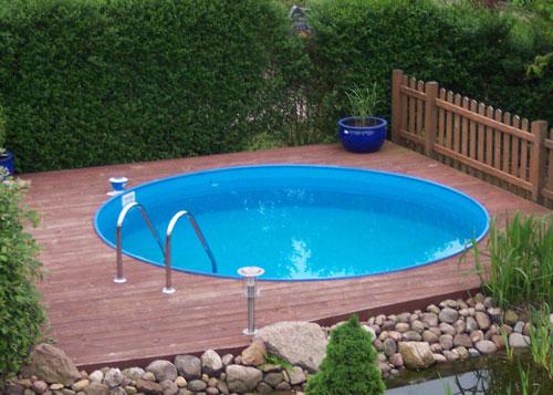 D w pool schwimmbecken komplett set rund bari 360 cm for Pool ersatzteile stahlwand