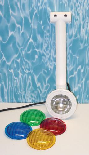 schwimmbad einh ngescheinwerfer 75 watt mit trafo. Black Bedroom Furniture Sets. Home Design Ideas