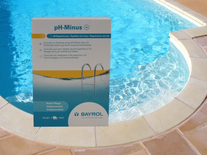 bayrol ph minus ph senker dosierbeutel 2 kg karton. Black Bedroom Furniture Sets. Home Design Ideas