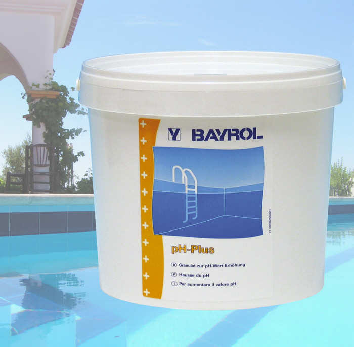 bayrol ph plus alkalisches pulver ph erh hung 5 kg eimer. Black Bedroom Furniture Sets. Home Design Ideas